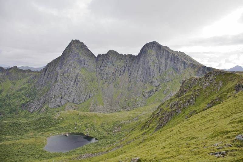 Ørnulf Berthinussen,  © Vesterålen reiseliv, Dronningruta
