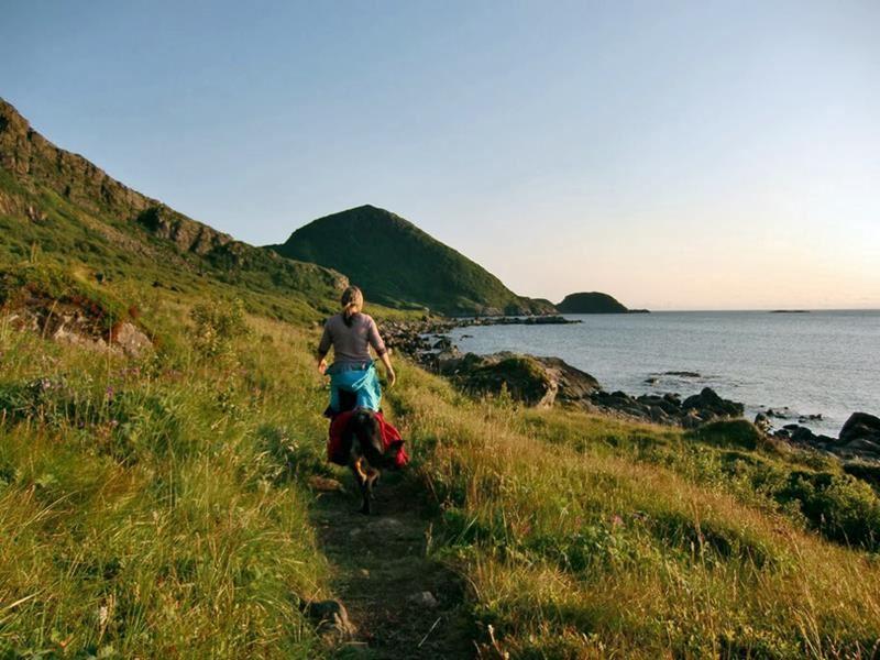 Remi Vangen,  © Vesterålen reiseliv, Dronningruta