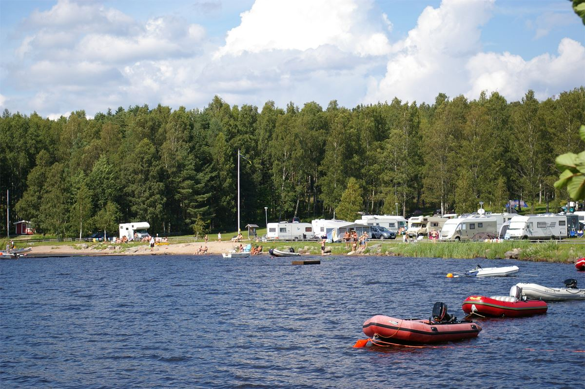 Arvika Swecamp Ingestrand/Cottages