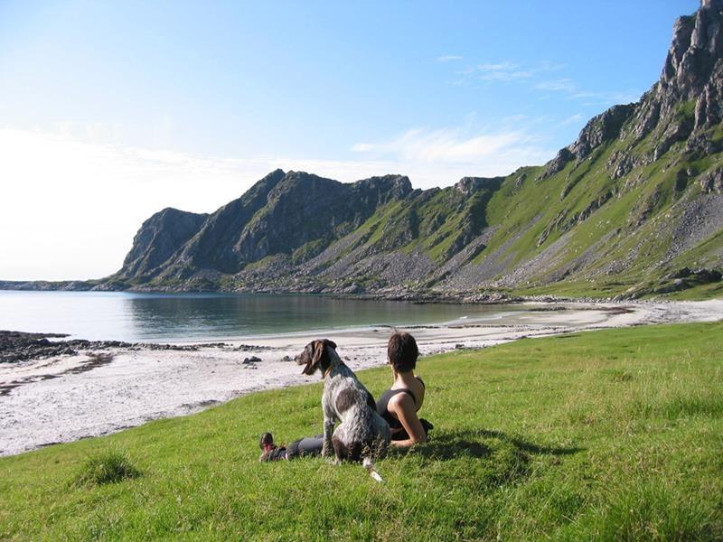 Ståle Jenssen,  © Vesterålen reiseliv, Kyststien Stave – Bleik