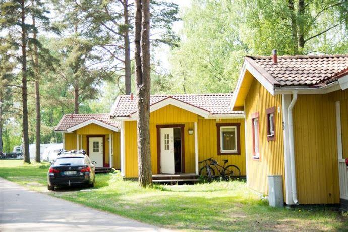 Mellsta Camping/Stugor
