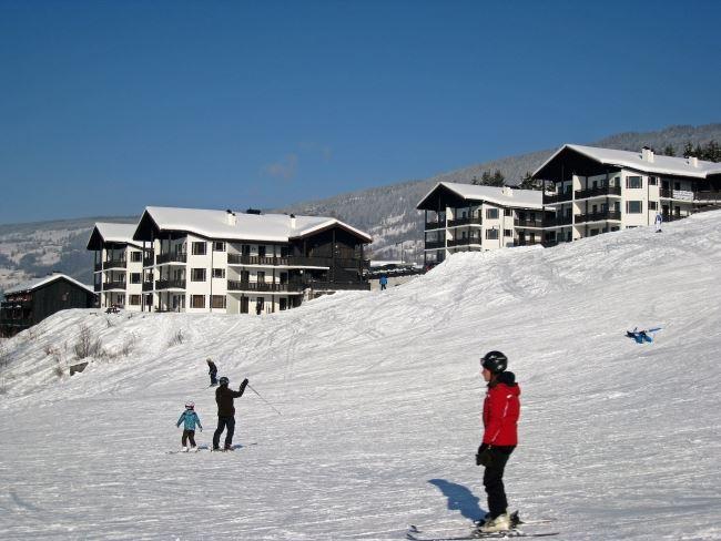 Hafjell Resort,  © Hafjell Resort, Vinterferie i familiebakken i Hafjell
