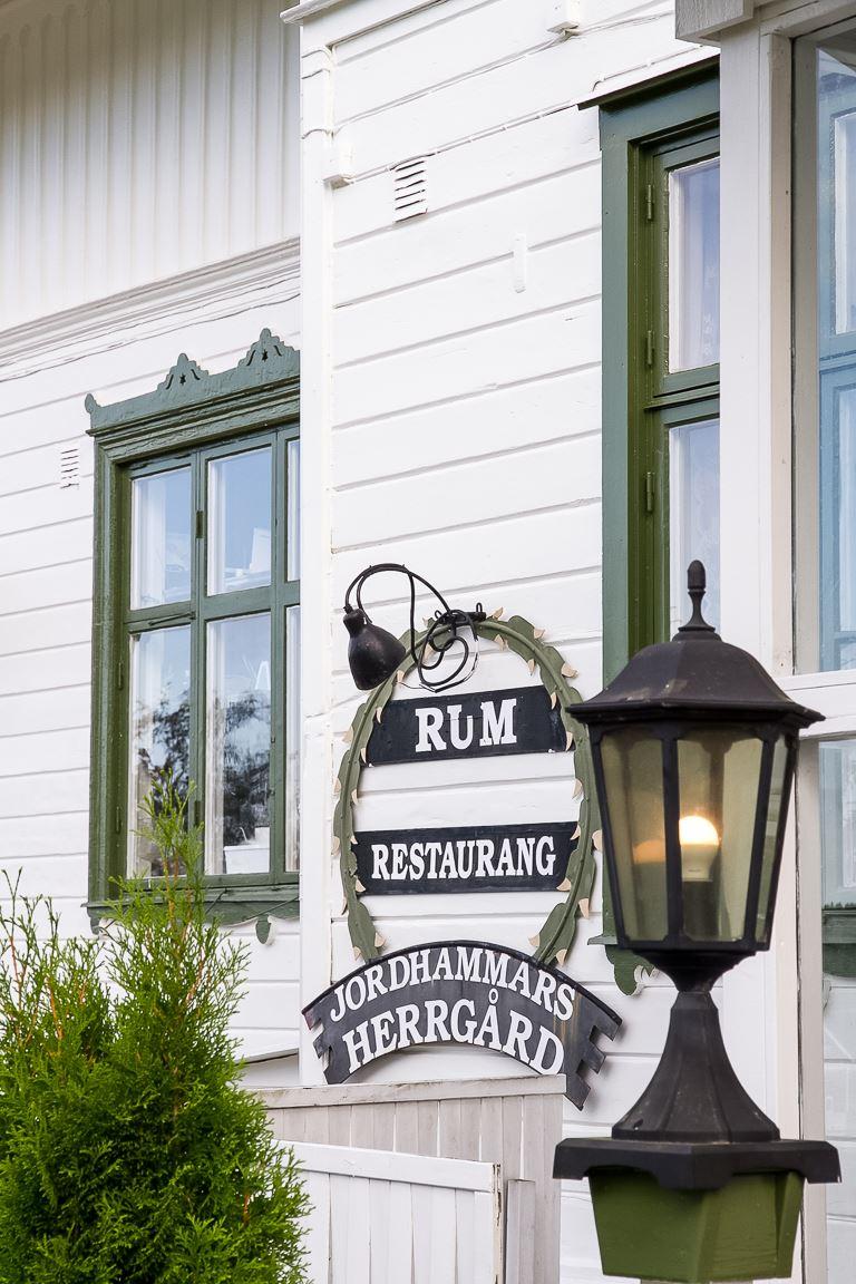 Jordhammars Herrgård, SVIF Hostel in Stenungsund