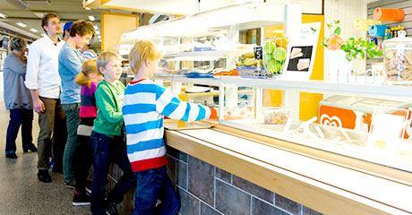 Töllstorpshallen Cafeteria