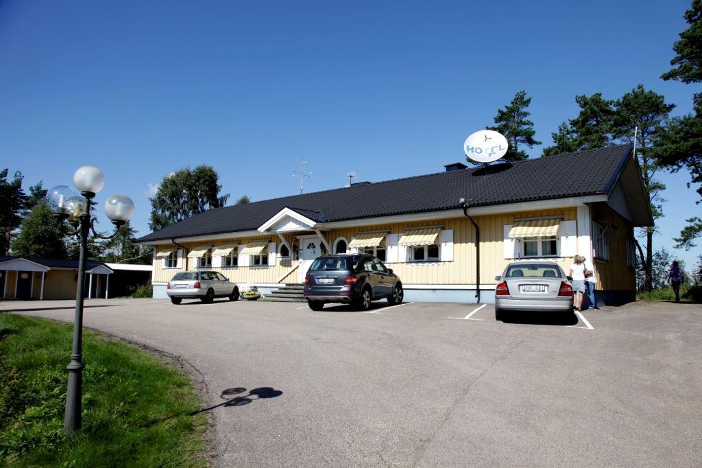Hotell Rasta Hallandsåsen