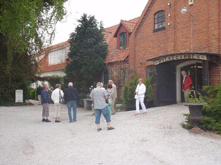 Hylkegården
