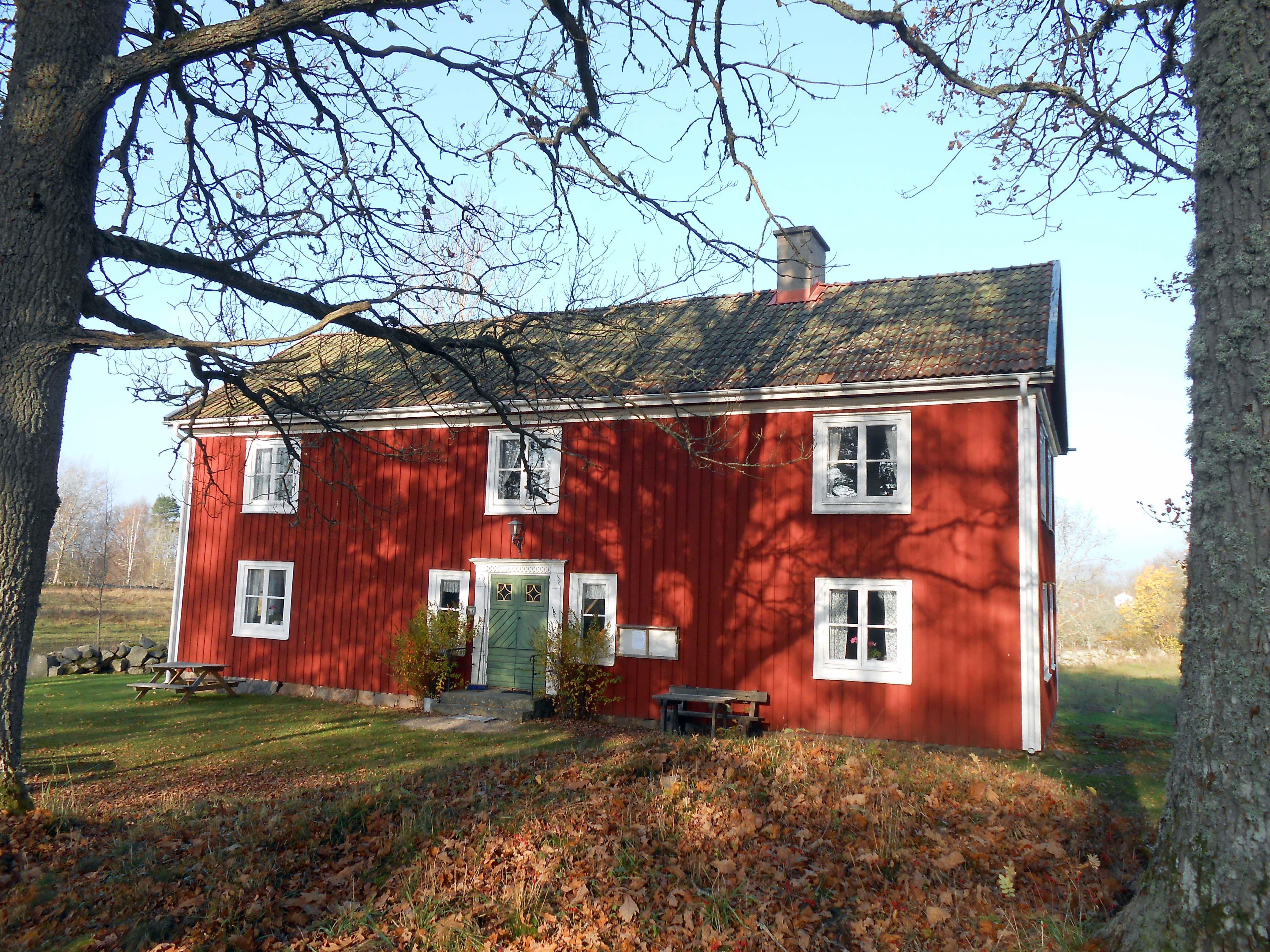 Maria Soneson,  © Maria Soneson, Hembygdsgård