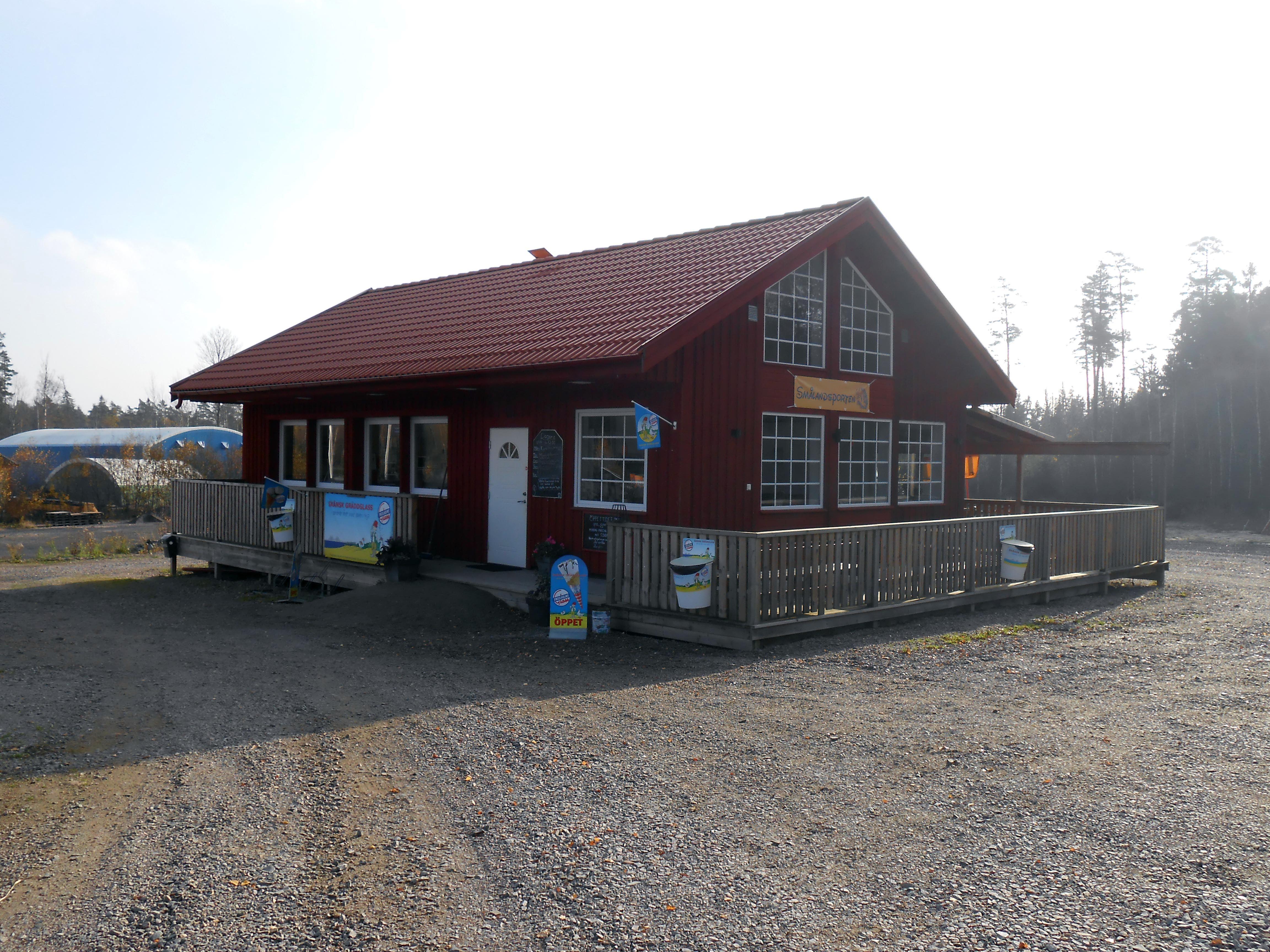 Smålandsporten Straßenrestaurant