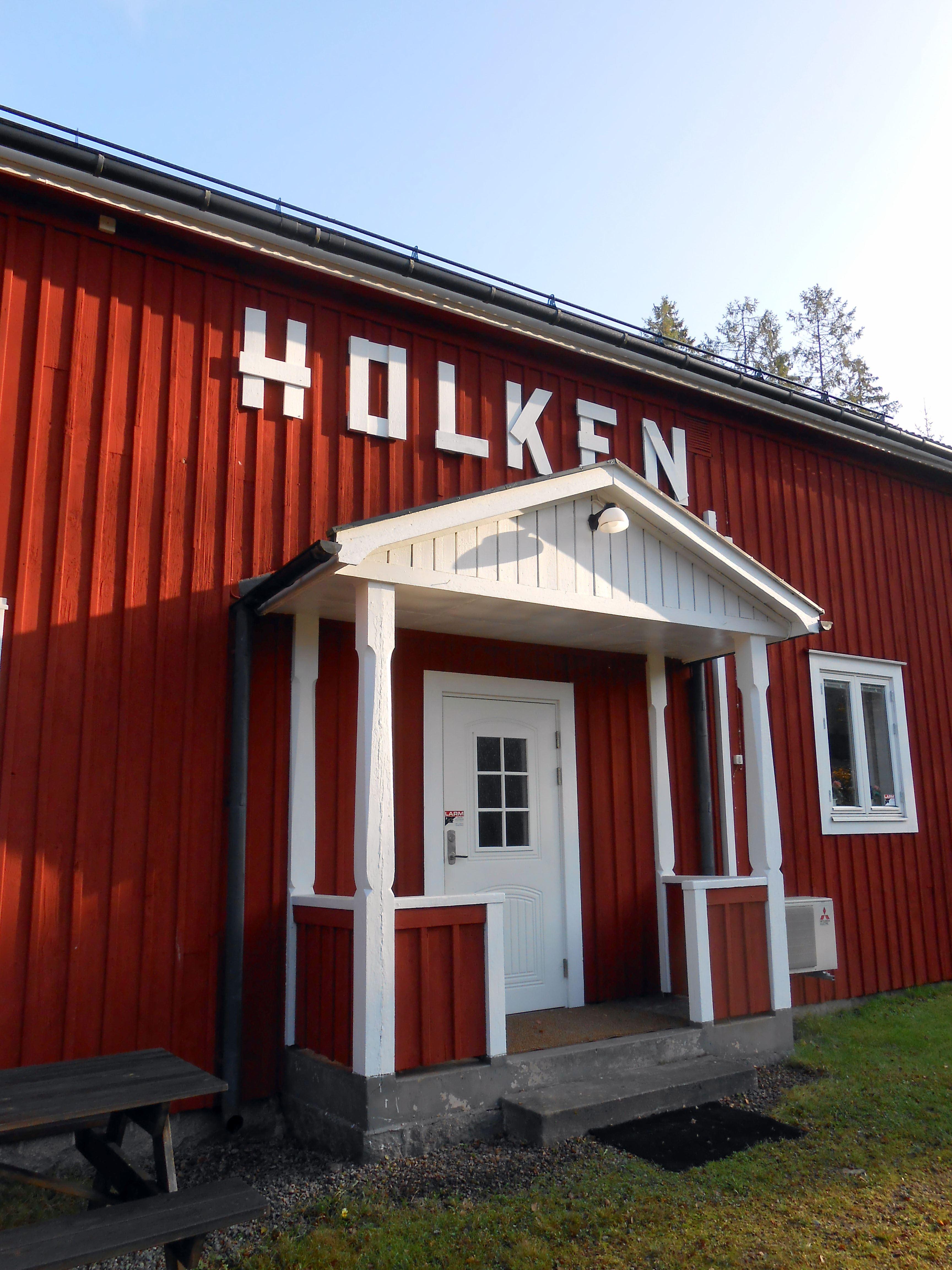 Flea market at Holken in Yxnanäs