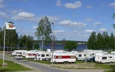 Campingstugor i Ockelbo