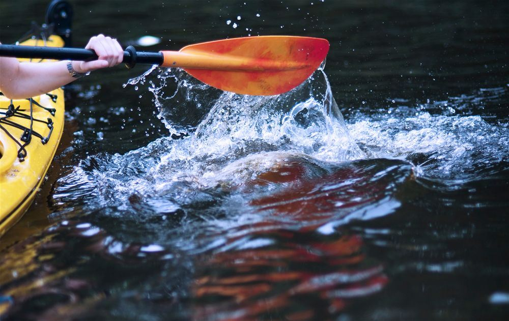 © Tingsryds Kommun, Canoe  Ursula's Adventures/Norraryd's Camping