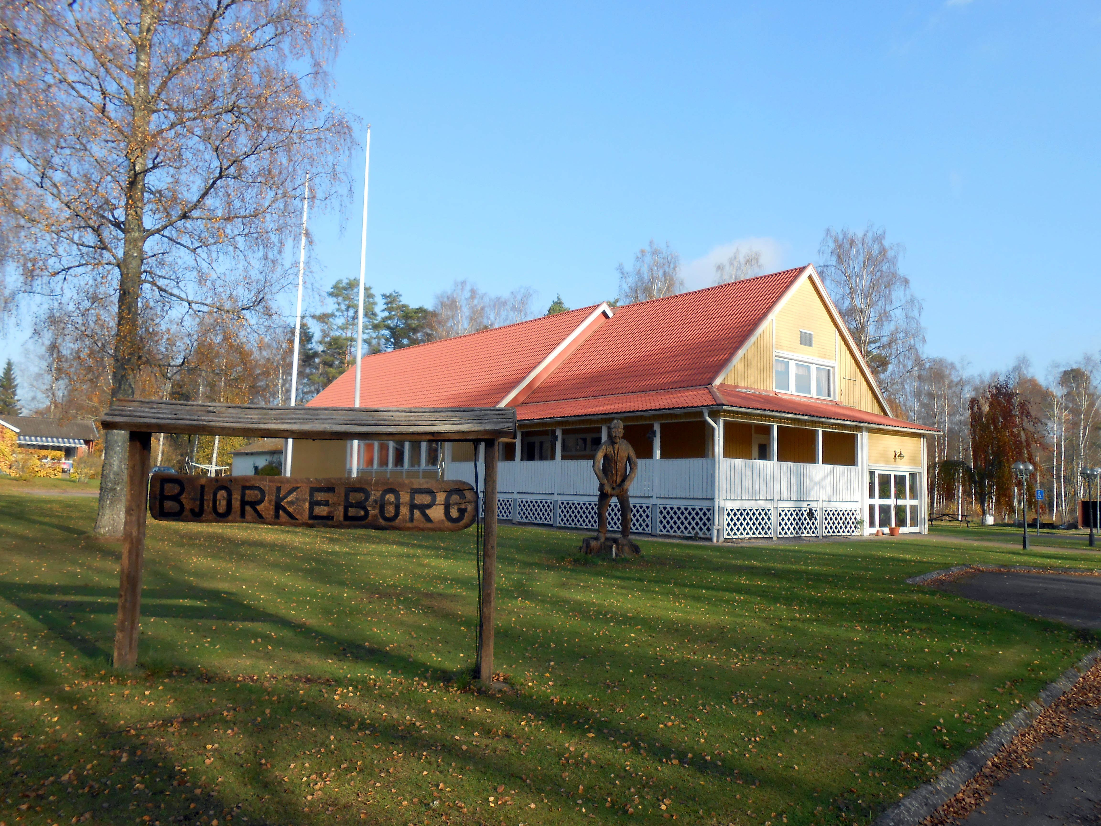 Maria Soneson,  © Maria Soneson, Flohmarkt in Björkeborg, Väckelsång