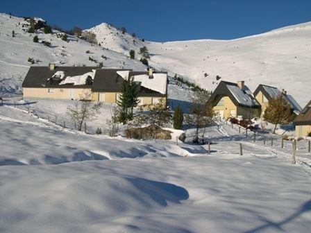 VLG020 - Maison mitoyenne en pied de pistes, à Val Louron