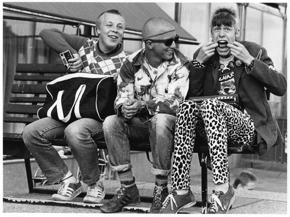 Punk i Tranås