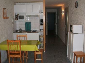 HPM125 - Studio dans résidence à Barèges