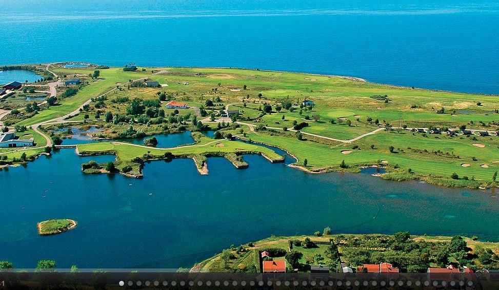 Grönhögen Golf Links