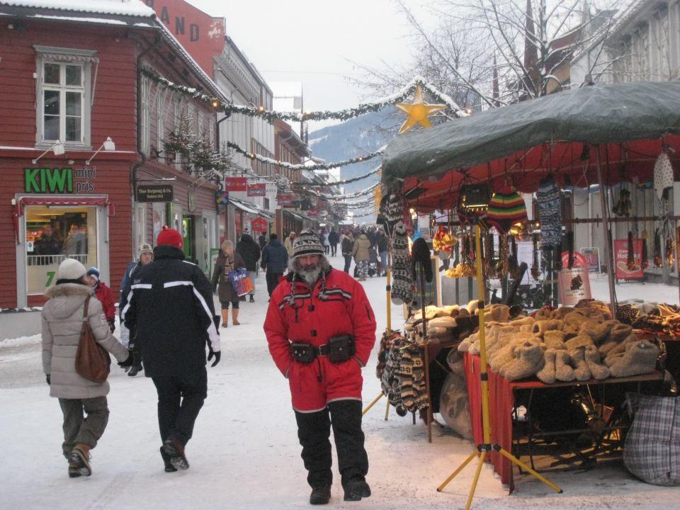 Julegaten på Lillehammer