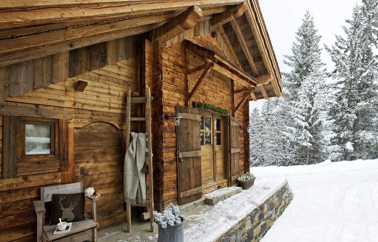 2 rooms 2 people ski-in ski-out / LES CHALETS DU PORTETTA: PETITE MARMOTTE (mountain of exception)
