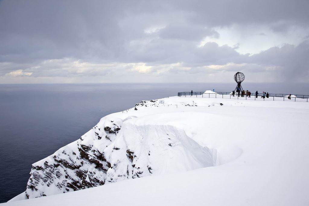 Inngangsbillett Nordkapp