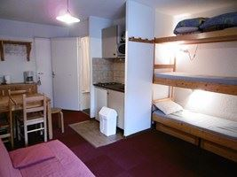 LES CIMES DE CARON 1605 / 2 rooms 4 people