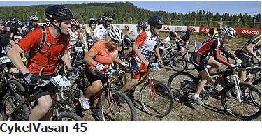 Cykelvasan 45