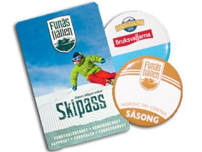 Skipass Funäsdalen