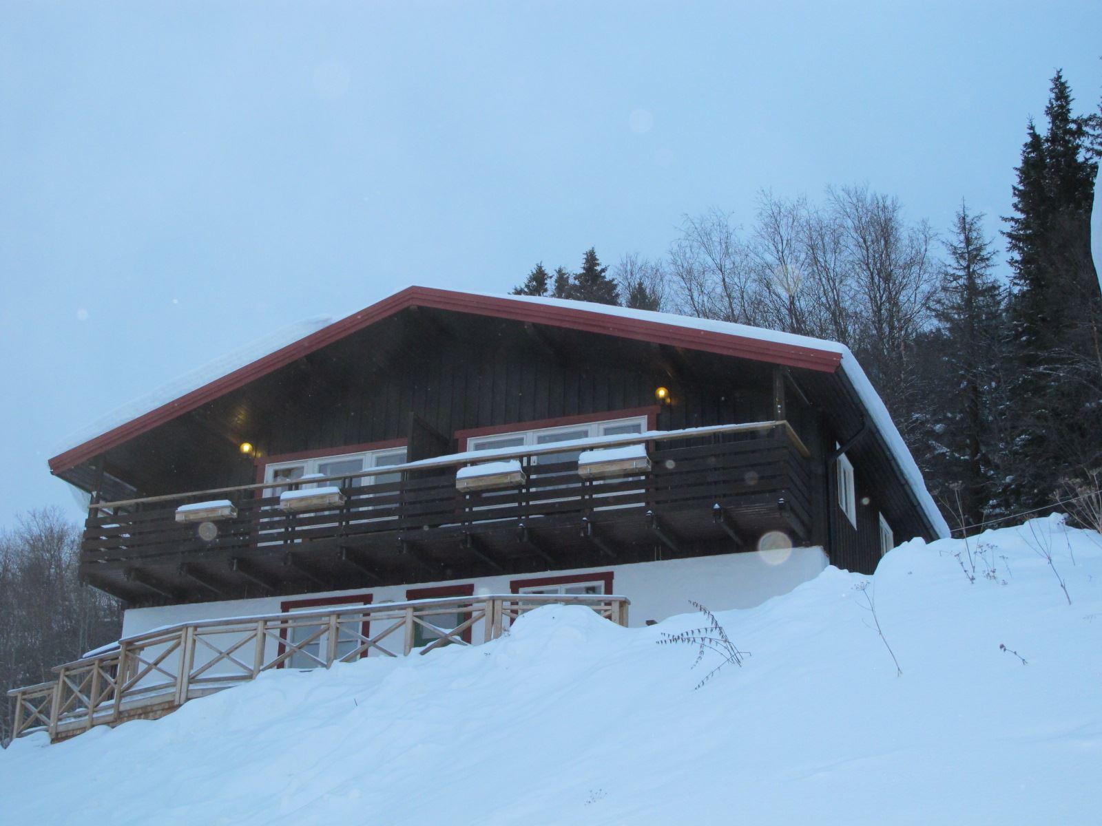 Slalomsvängen