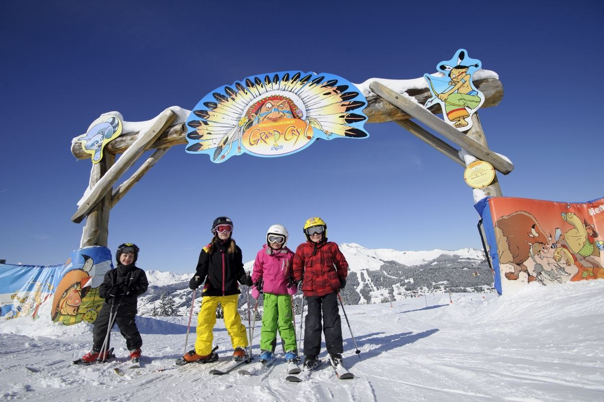 Promo Rallye Condroz-Huy - Free child ski pass (limited to 2 free ski passes)