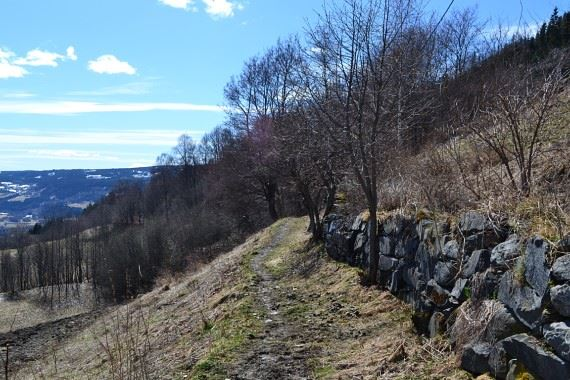 Fåberg culture path