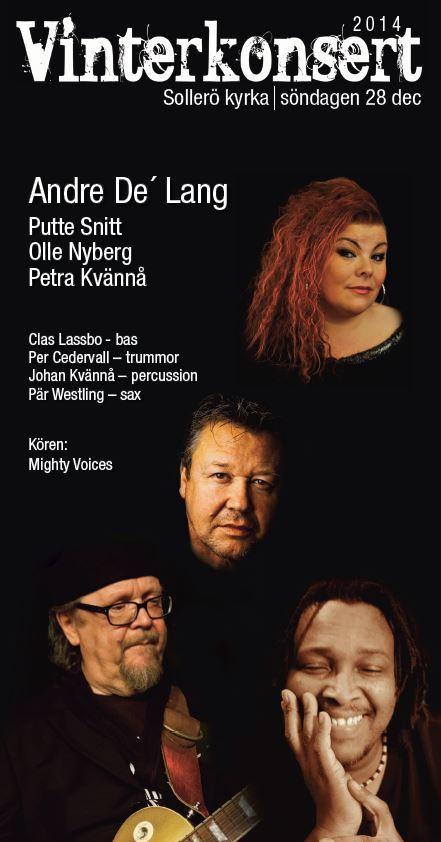 Vinterkonsert i Sollerö kyrka