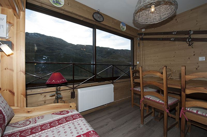 3 Pièces + cabine 4 Pers skis aux pieds / BIELLAZ 4344