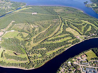 Mora Golf course
