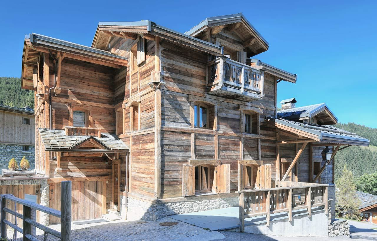 CHALET ANTARES : Appartement Antares Lodge
