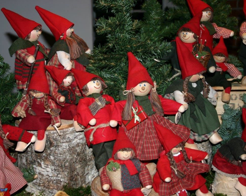 Julmarknad  i Höllviken