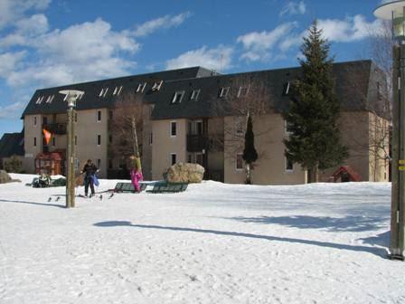 HPCV5 - Résidence de vacances au pied des pistes de Val Louron