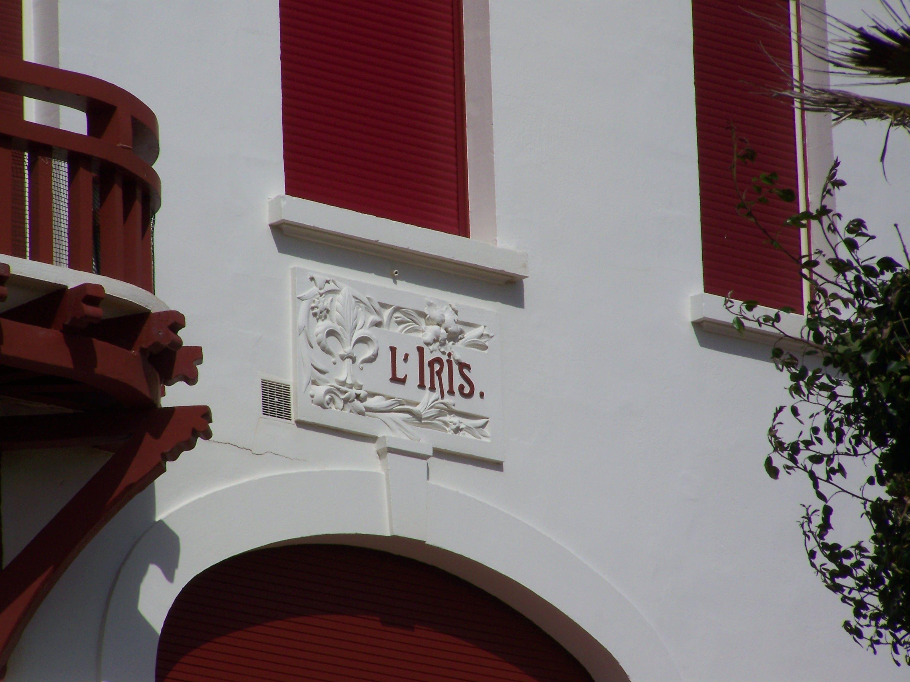 Saint-Jean-de-Luz visite commentée : Promenade Architecturale Quartier des Fleurs