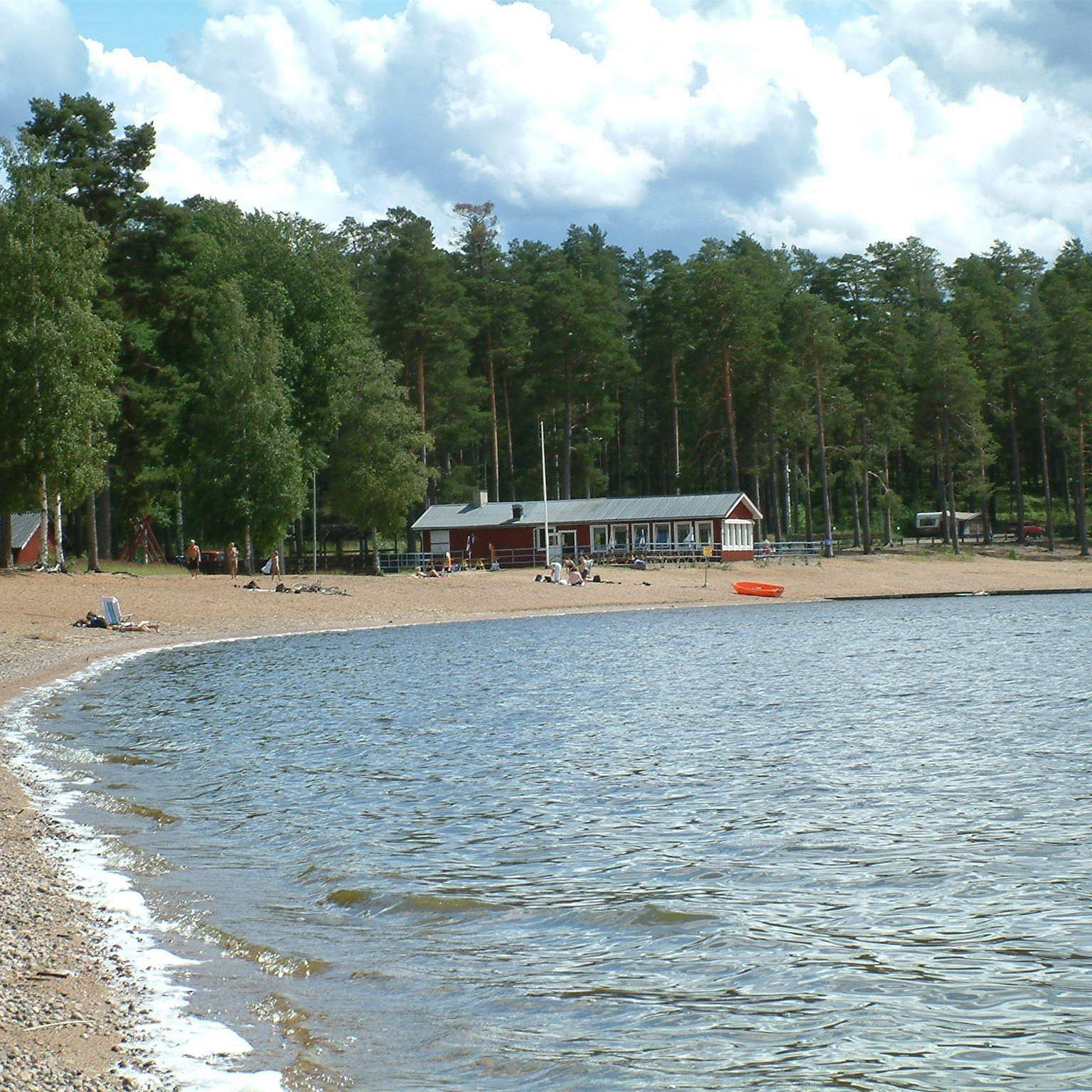 Hedåsens camping - Sandviken