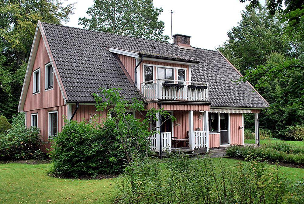 Pink house Gränum