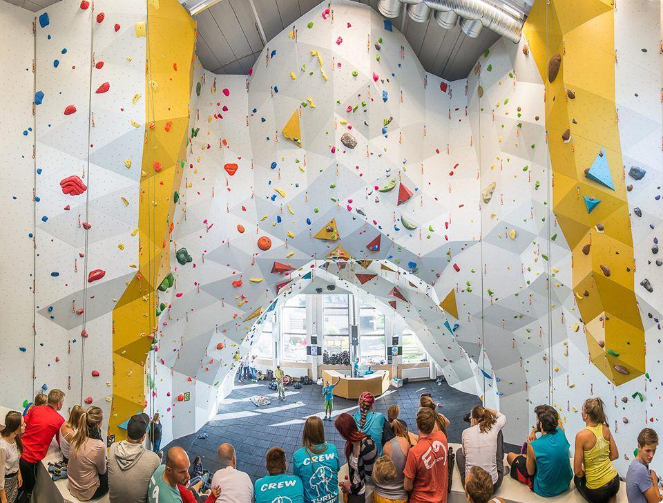 Tyrili Rock Climibing Gym