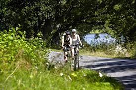 Bicycle tour Åsnen Runt