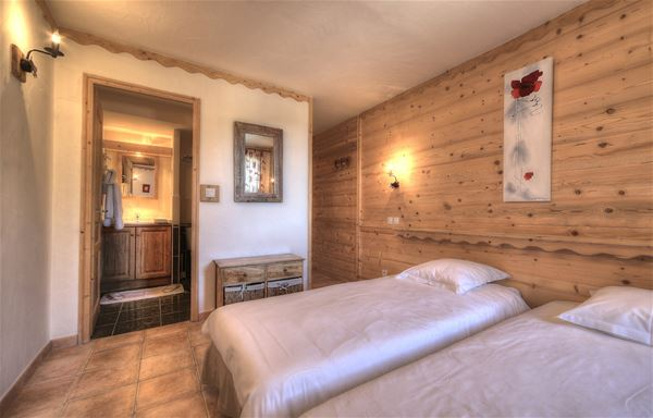 5 rooms 8 people / ANTARES LODGE (mountain of dream)