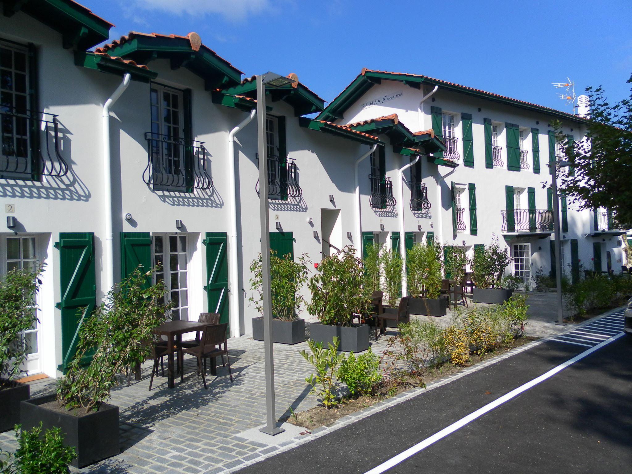Hôtel Résidence Alaia ***