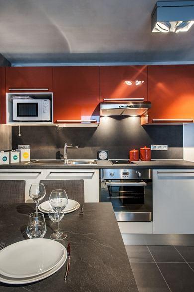CHALET LES 3 VACHES: Apartment Aubrac