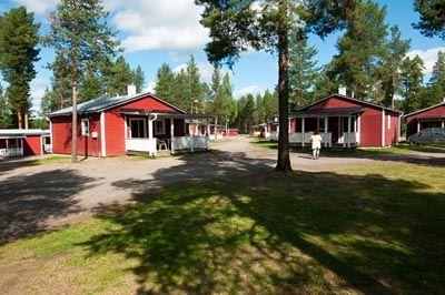 Kattisavans Camping/Stugor