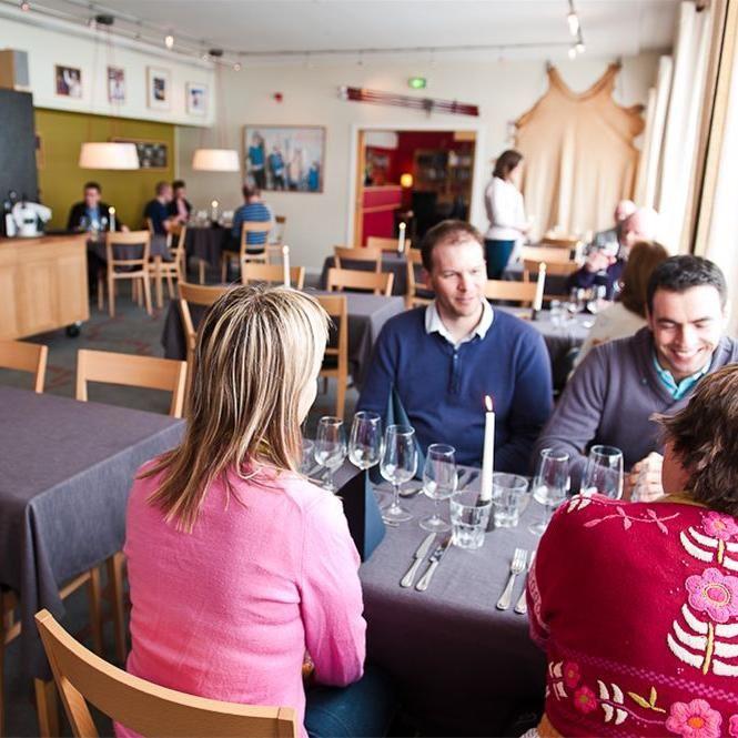 Marianne Lindgren,  © Hemavan Tärnaby PR-förening, Restaurant Backfickan, Tärnaby Fjällhotell