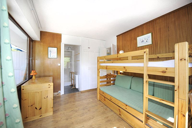 2 Rooms 5 Pers ski-in ski-out / OISANS 43