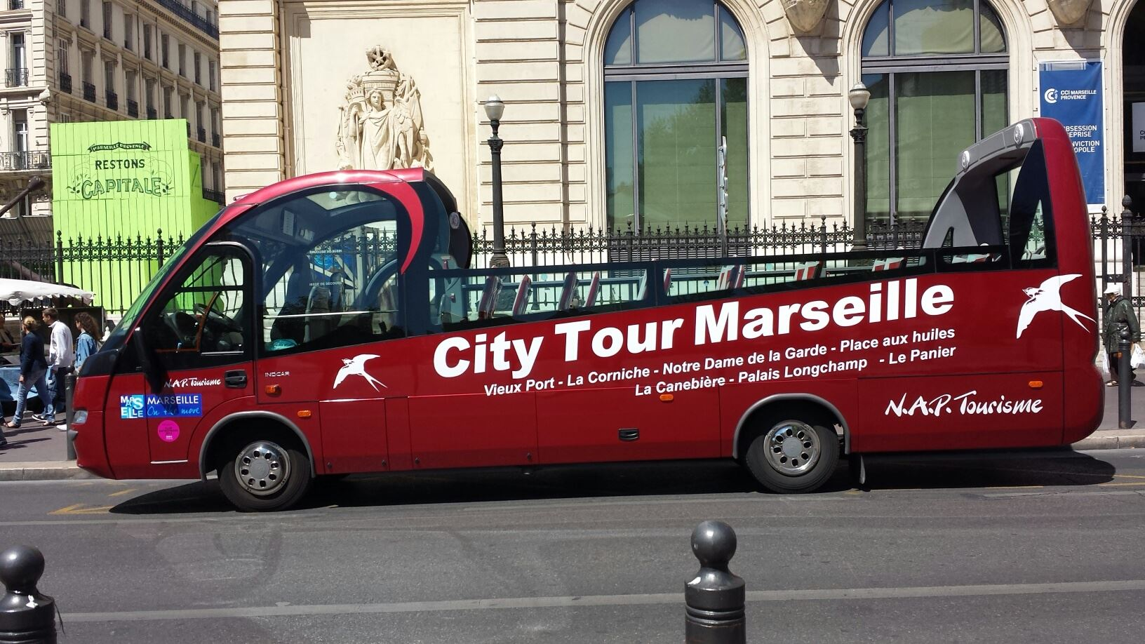 City Tour Marseille