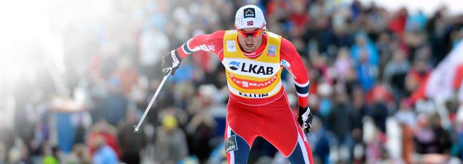 FIS World Cup Nordic Skiing in Lillehammer Norway