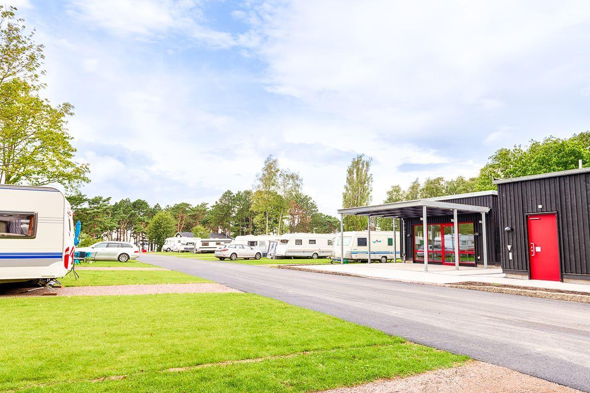 Borstahusens Camping/Camping