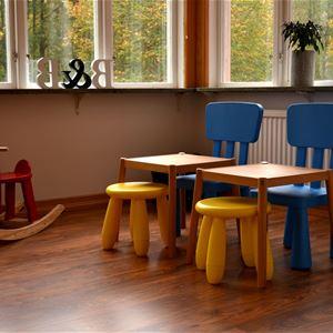 © Norraryd B&B  , Stolar och bord för de små